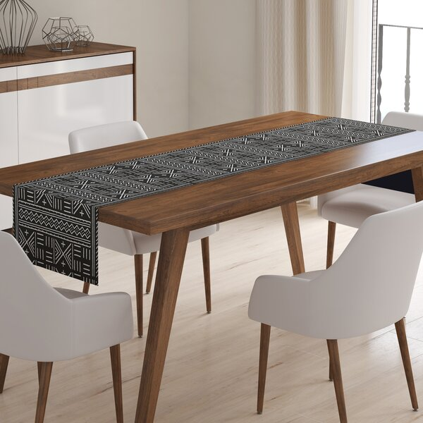 Kindel Mudcloth Table Runner by Brayden Studio