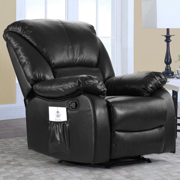 Full Body Reclining Massage Chair by Alcott Hill