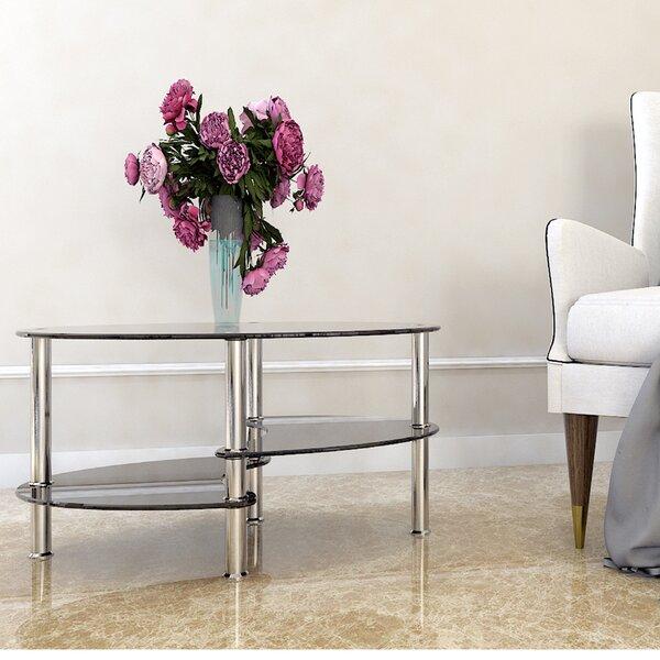 Kathlene Coffee Table with Storage by Orren Ellis Orren Ellis