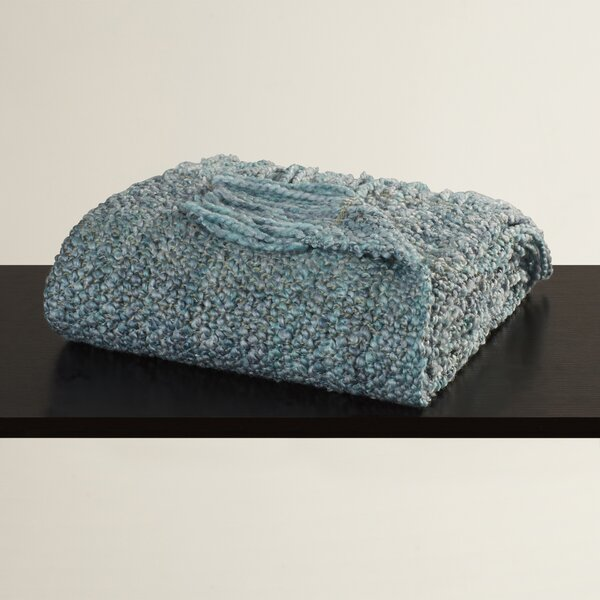 Keeler Woven Throw Blanket by World Menagerie