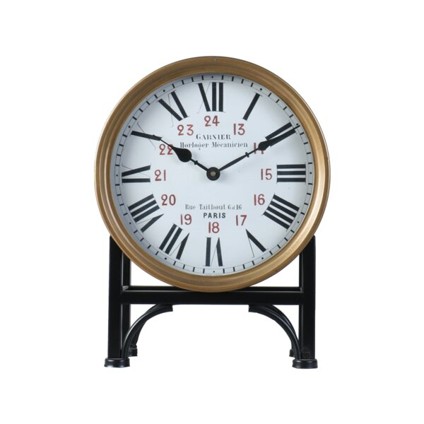 Daventry Mantel Clock by Canora Grey