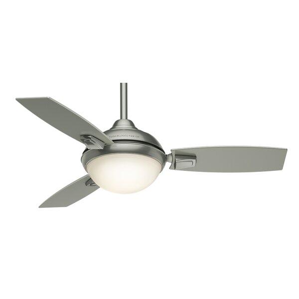 44 Verse 3-Blade Ceiling Fan with Remote by Casablanca Fan