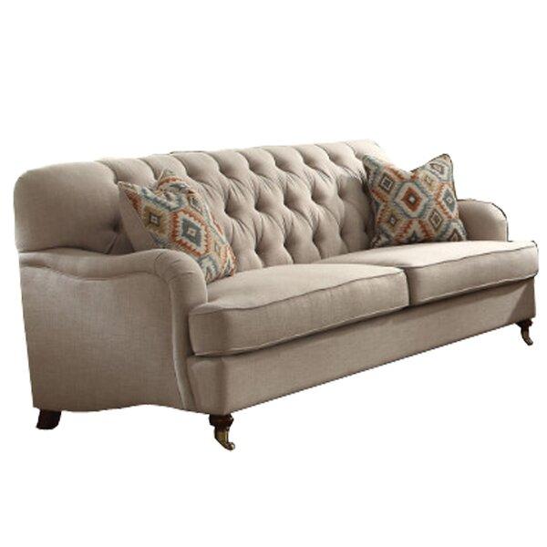 Rosinski Fabric Sofa by Charlton Home
