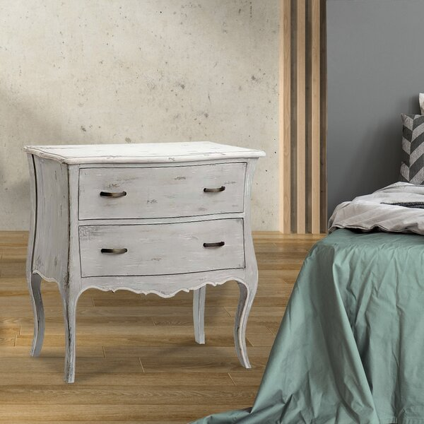 Coby 3 Drawer Accent Chest