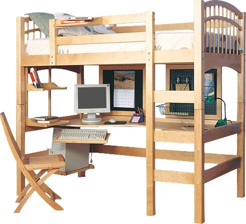 epoch design loft bed reviews wayfair