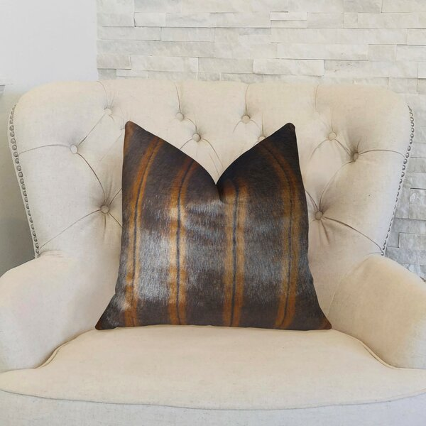 Garduno Handmade Luxury Pillow by Everly Quinn