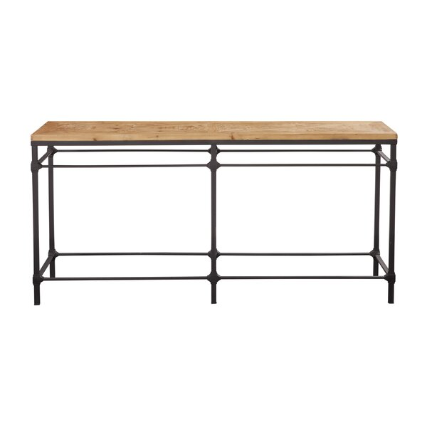 Josiah Console Table by 17 Stories