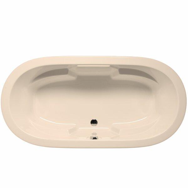 Hermosa 72 x 36 Air/Whirlpool Bathtub by Malibu Home Inc.