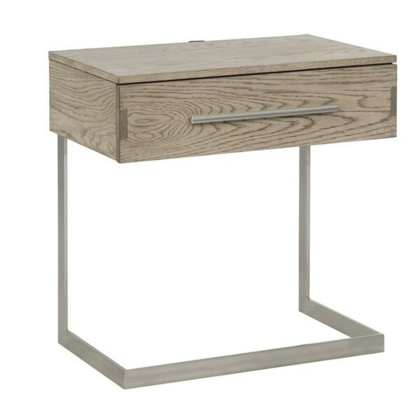 Berg 1 Drawer Nightstand By Foundry Select