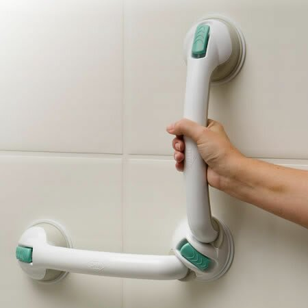 Safe-er-Grip Swivel Grab Bar by MHI