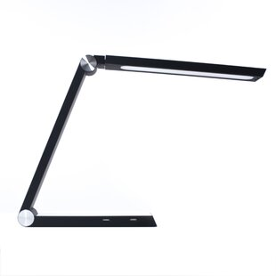 Erie Triangle Qi Charging 16 Desk Lamp by Symple Stuff