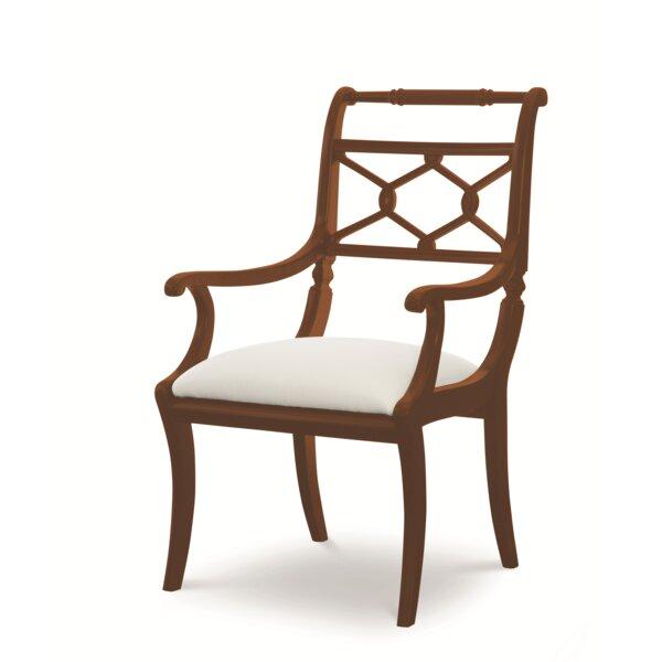 Biltmore Quintessence Liens Solid Wood Dining Chair (Set of 2) by Fine Furniture Design Fine Furniture Design