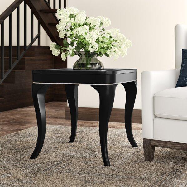 Flirt End Table by Cynthia Rowley