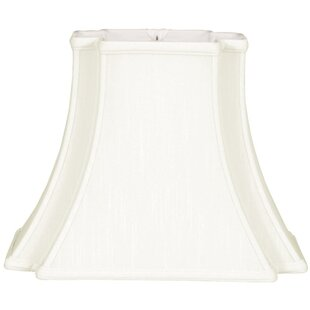 Check Prices 16 Silk/Shantung Bell Lamp Shade By Alcott Hill