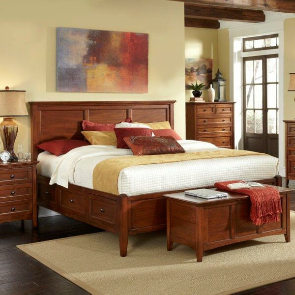 Calila Platform Configurable Bedroom Set by Birch Lane™ Heritage
