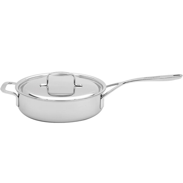 5-Plus 6.5-qt Stainless Steel Saute Pan by Demeyere