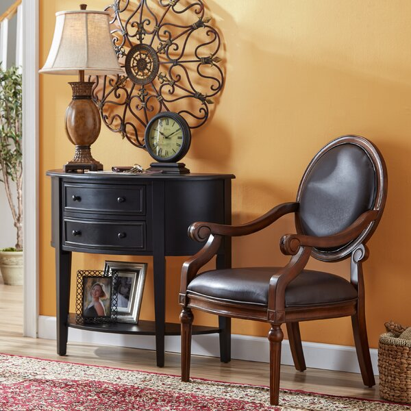 Carnegie Arm Chair by Three Posts