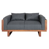 Kent Modular Loveseat by George Oliver