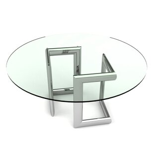 Francisca Round Dining Table by Orren Ellis
