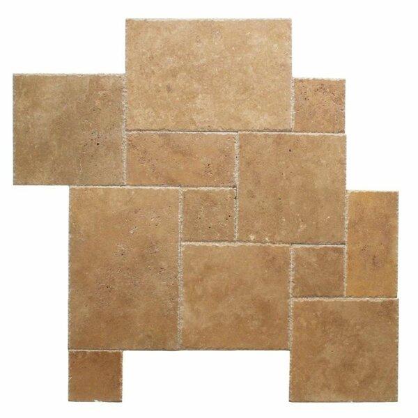 Travertine Marble Look Wall & Floor Tile