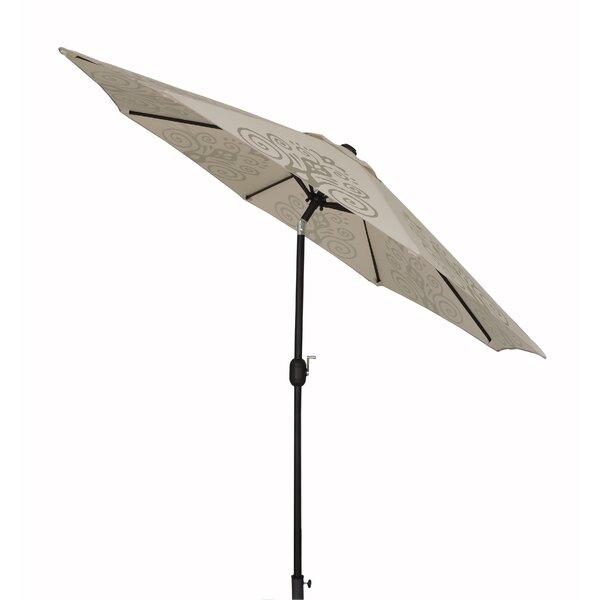 Deandre 9' Market Umbrella by One Allium Way