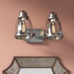 Compare & Buy Belmont 2-Light Vanity Light By Trent Austin Design