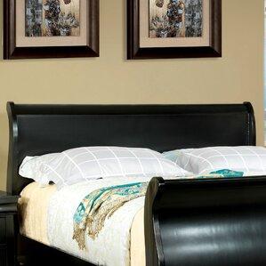 Ervin Sleigh Headboard by Darby Home Co