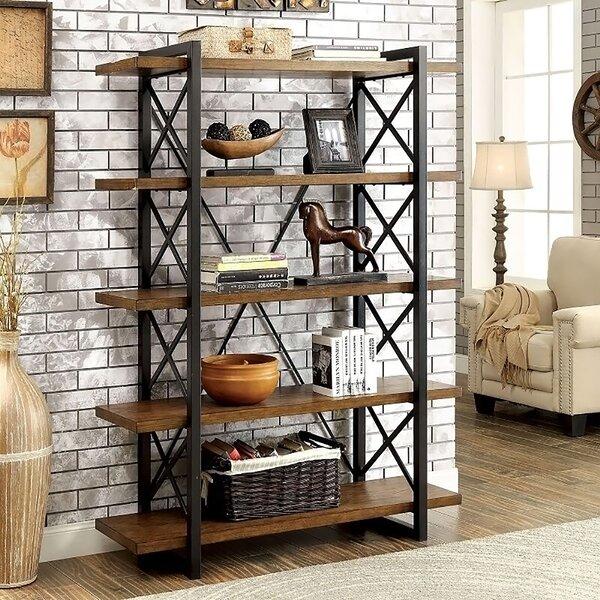 Babbitt Etagere Bookcase by Gracie Oaks