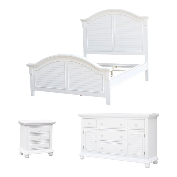 Kailyn Solid Wood Configurable Dresser Set by August Grove August Grove