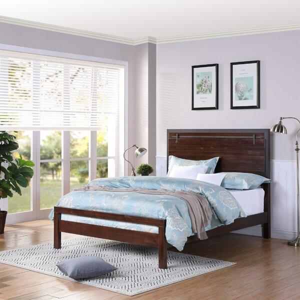 Alpert Queen Platform Bed by Foundry Select