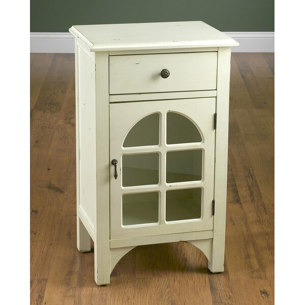 1 Door Accent Cabinet By AA Importing