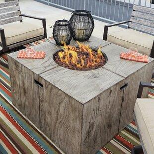 Indoor Fire Pit Coffee Table | Wayfair
