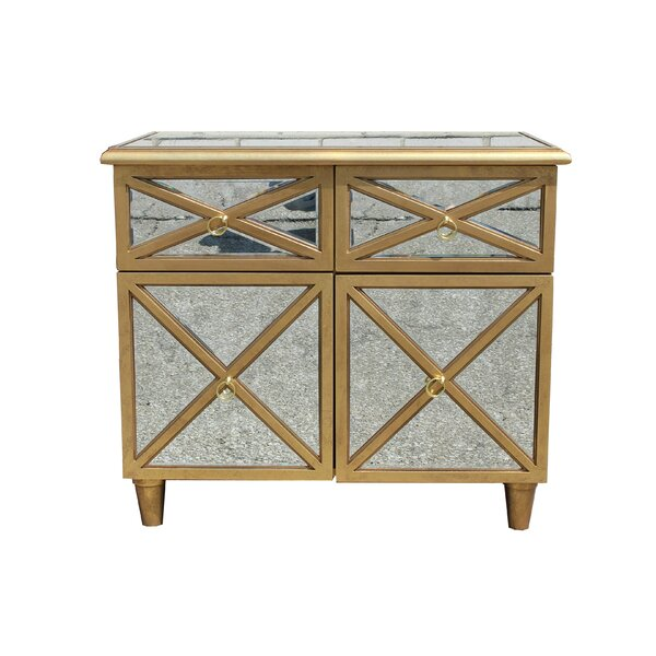 Mcnally 2 Door Accent Cabinet by Rosdorf Park