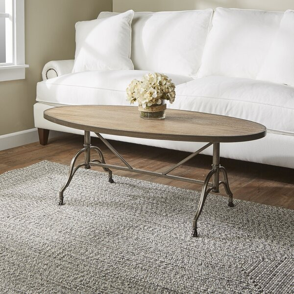 Distressed Coffee Table by Birch Lane™