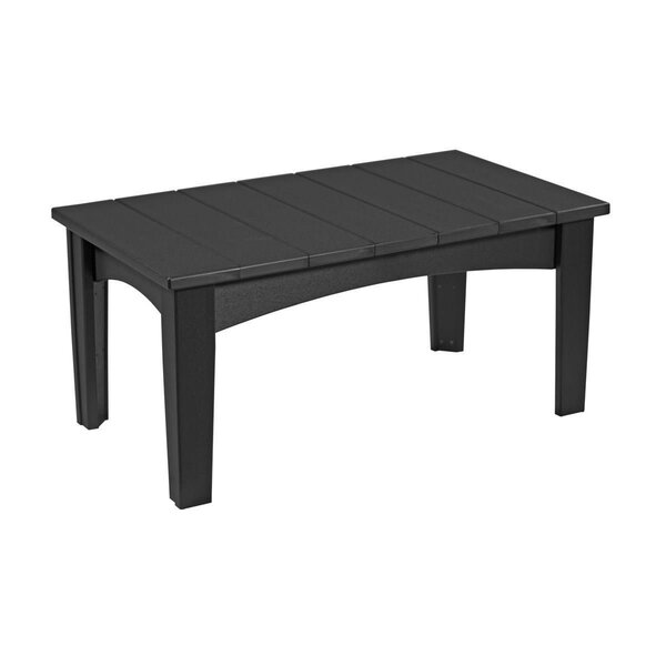 Rochele Plastic Coffee Table by Ebern Designs