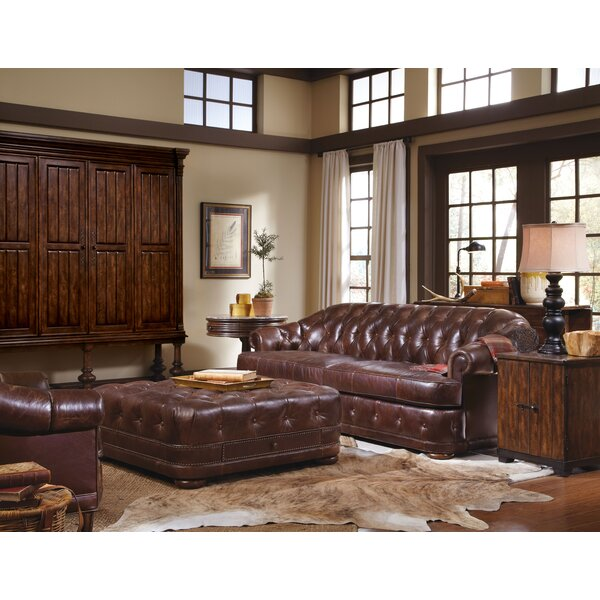 Rhonda Leather Configurable Living Room Set by Trent Austin Design