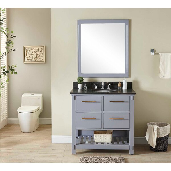 Grays 37 Single Bathroom Vanity Set by Wrought Studio