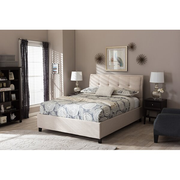 Horicon Queen Upholstered Platform Bed with Storage by Red Barrel Studio
