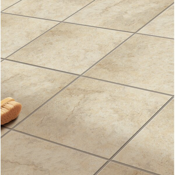 Toledo 2 x 2 Ceramic Speciality Piece Tile Trim in Walnut by Emser Tile
