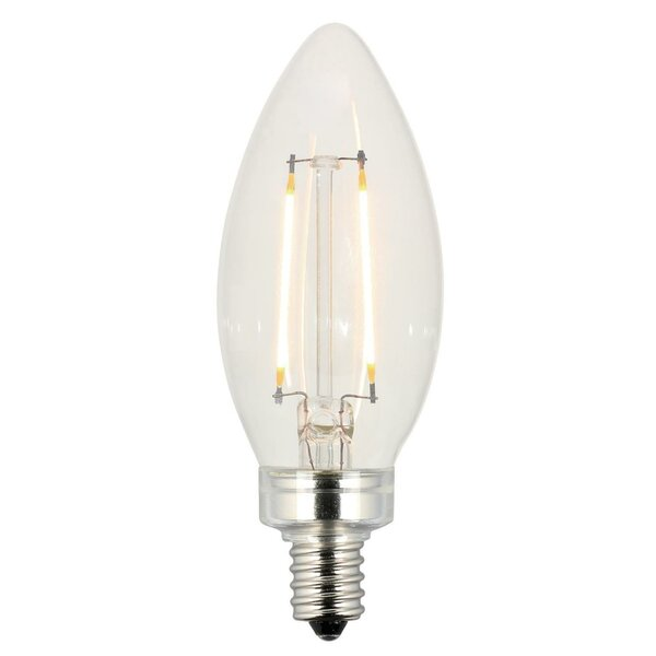 25W E12/Candelabra LED Light Bulb by Westinghouse Lighting