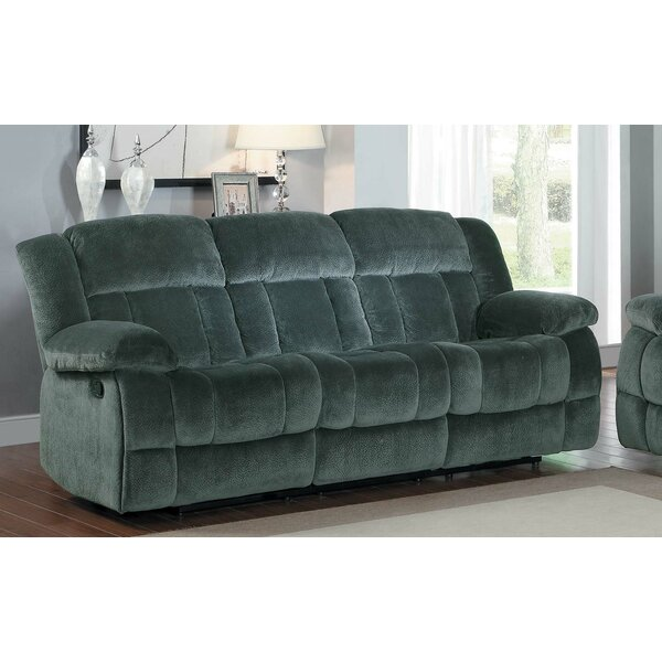 Best Deal Natosha Reclining Sofa by Red Barrel Studio by Red Barrel Studio