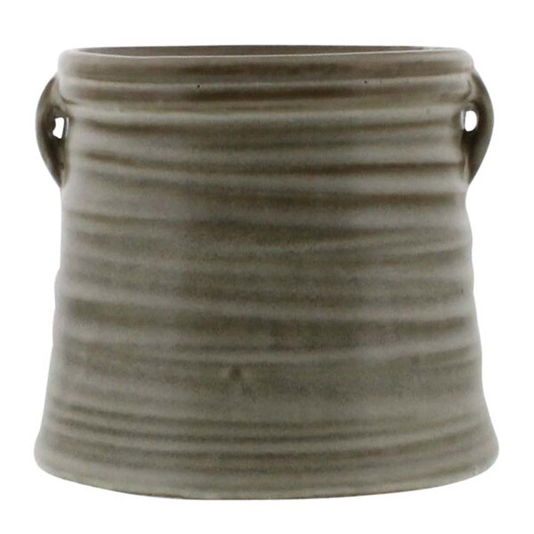 Wachter Cache Pot Planter by Millwood Pines