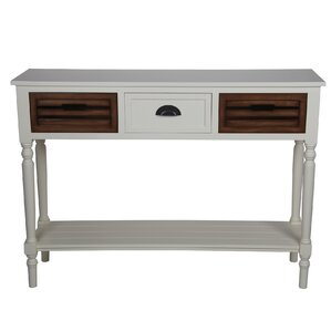 Hackett Console Table by Bayou Breeze