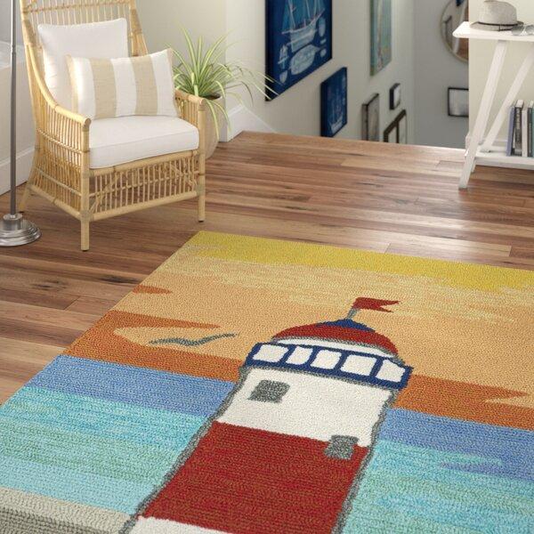 Sereno Handmade Indoor / Outdoor Area Rug by Beachcrest Home