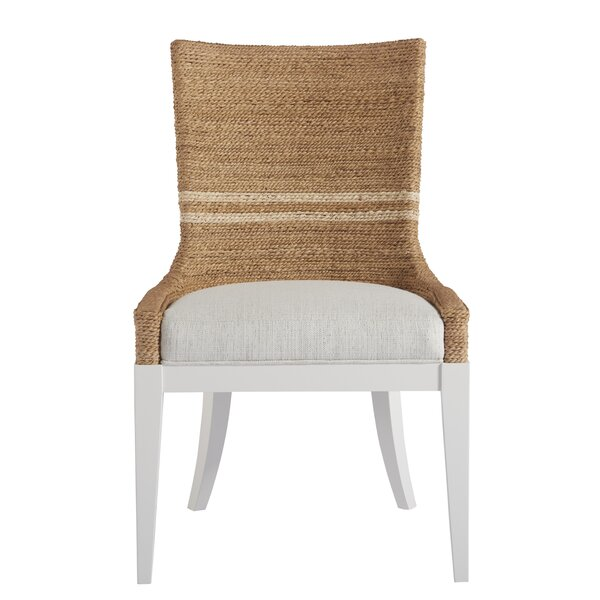 Newton Upholstered Dining Chair by Bayou Breeze