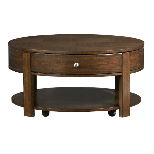 Leda Lift Top Coffee Table With Storage By Winston Porter