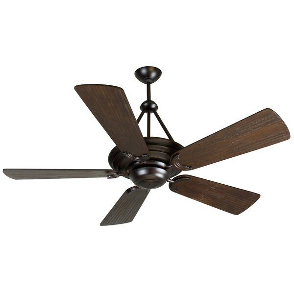 52 ForestHills 5-Blade Ceiling Fan by Red Barrel Studio