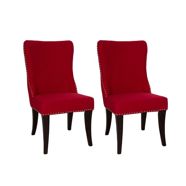 Borel Parson Chair (Set of 2) by Willa Arlo Interiors