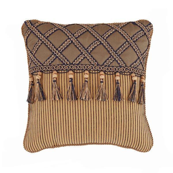 Cordero Fashion Throw Pillow by Croscill Home Fashions