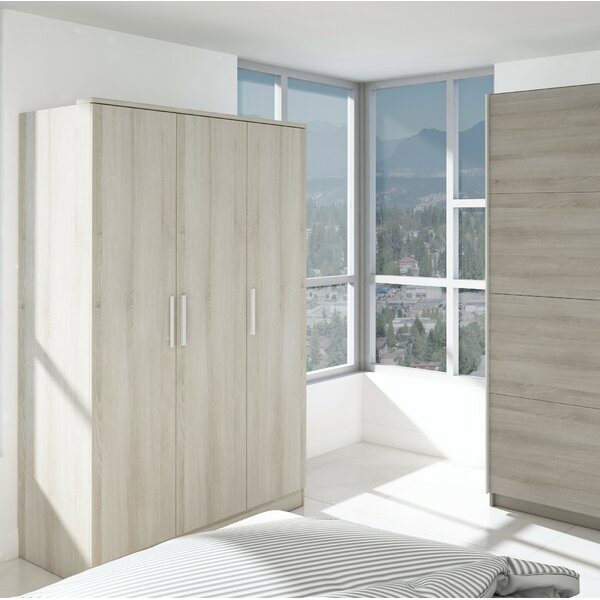 Plainview 2 Sliding Door Armoire by Latitude Run Latitude Run